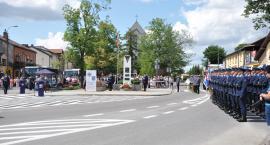 Brwinów - powiatowe święto policji