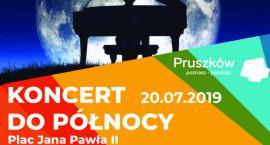 Koncert do północy w Pruszkowie