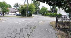 Nowe rondo w Brwinowie na skrzyżowaniu drogi wojewódzkiej nr 720