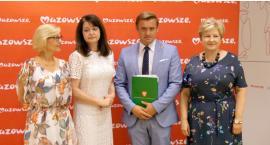 Dofinansowanie dla Miasta Pruszkowa ze środków budżetu Województwa Mazowieckiego