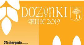 Zaproszenie na dożynki gminne w Brwinowie