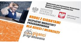 Zostań Gigantem Programowania! Bezpłatny kurs w Pruszkowie