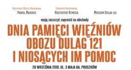 """Obchody Dnia Pamięci Więźniów Obozu Dulag 121 i Niosących Im Pomoc"""""""