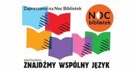 Noc bibliotek w Nadarzynie 2019