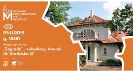 Spotkanie na temat zabytków – in situ w Brwinowie