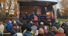 Obchody 101 rocznicy święta Niepodległości w gminie Michałowice