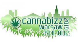 Międzynarodowe Targi Konopne Cannabizz Warsaw 2019