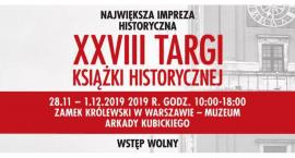KSIĄŻNICA PRUSZKOWSKA na XXVIII Targach Książki Historycznej w Warszawie