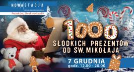 1000 słodkich prezentów od Świętego Mikołaja w Nowej Stacji w Pruszkowie