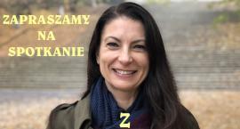 Spotkanie z Ałbeną Grabowską w Pruszkowie