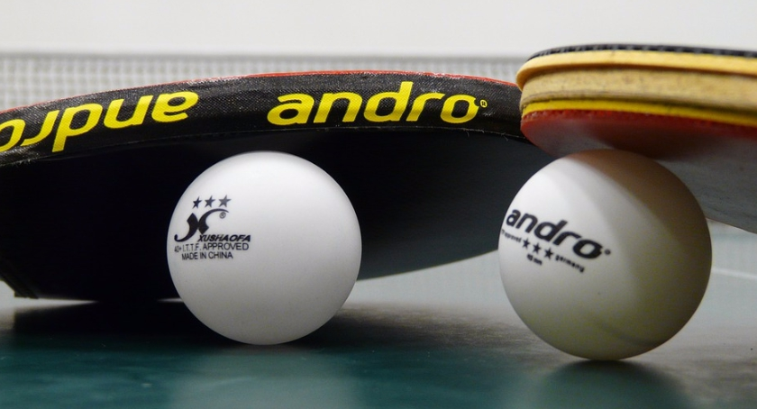 Sport, Tenis stołowy początek białostockich - zdjęcie, fotografia