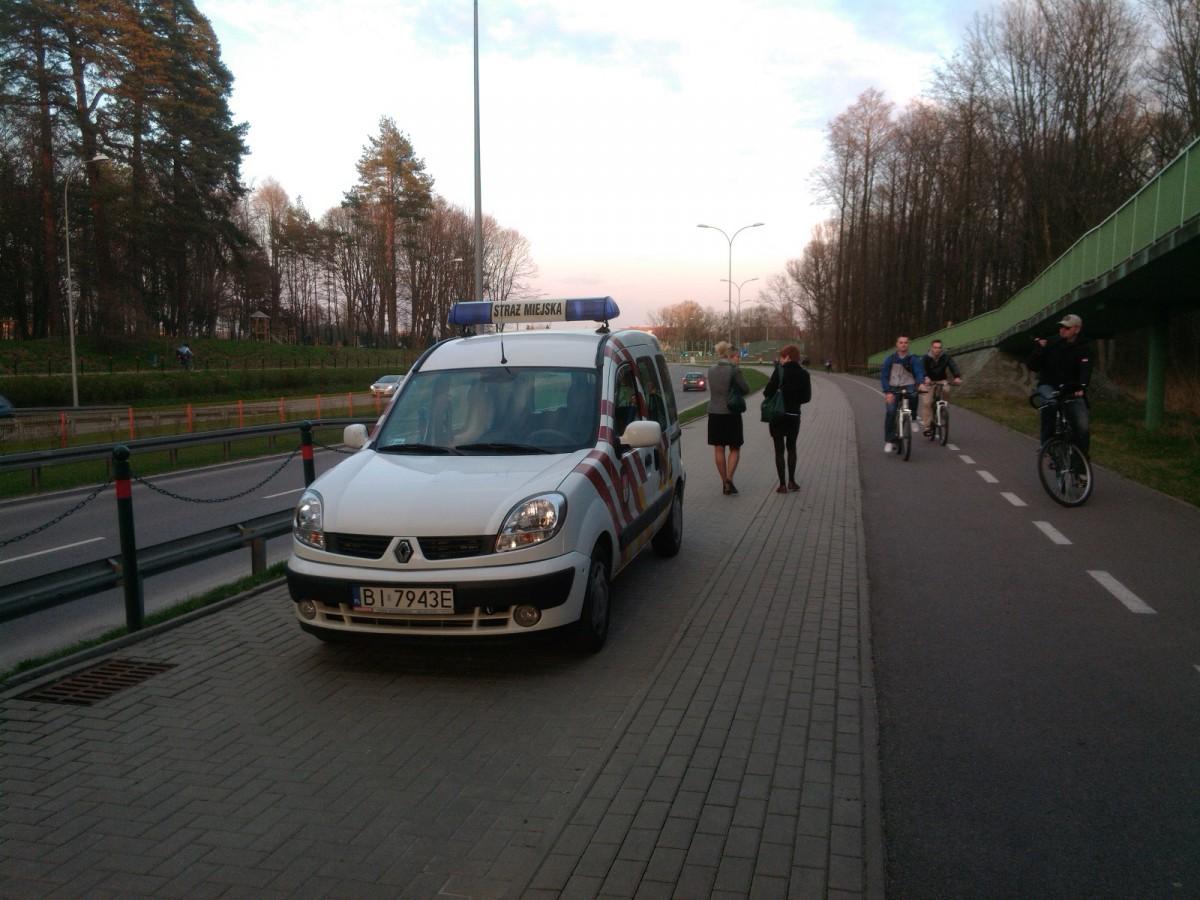 Wiadomości, Straż miejska kosztuje Białystok ponad milionów złotych naprawdę potrzebna - zdjęcie, fotografia