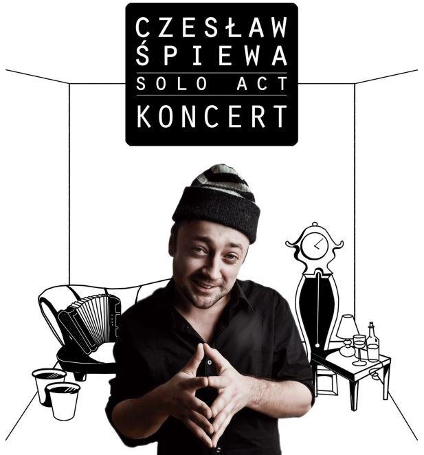 Kultura, Czesław Śpiewa Koncert koncert charytatywny - zdjęcie, fotografia