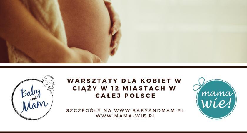 Wiadomości, zaprasza warsztaty dedykowane kobietom ciąży - zdjęcie, fotografia