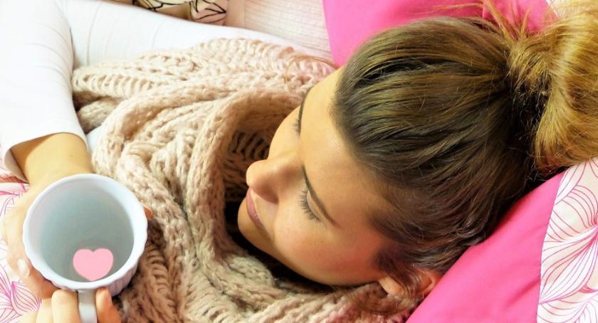 Styl życia, Cerutin przeziębienia straszne - zdjęcie, fotografia