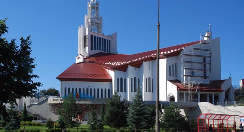 Styl życia, pięciu kościołów wyruszą pielgrzymki Sanktuarium Miłosierdzia Bożego - zdjęcie, fotografia