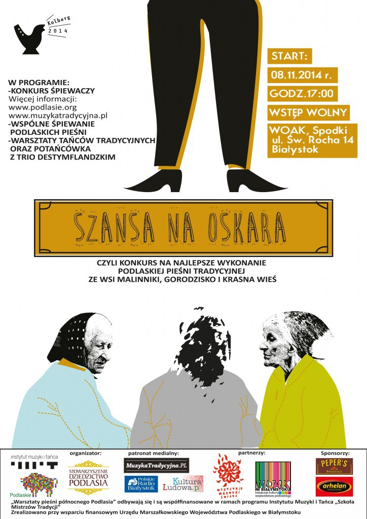 Kultura, Finał warsztatów pieśni podlaskiej - zdjęcie, fotografia