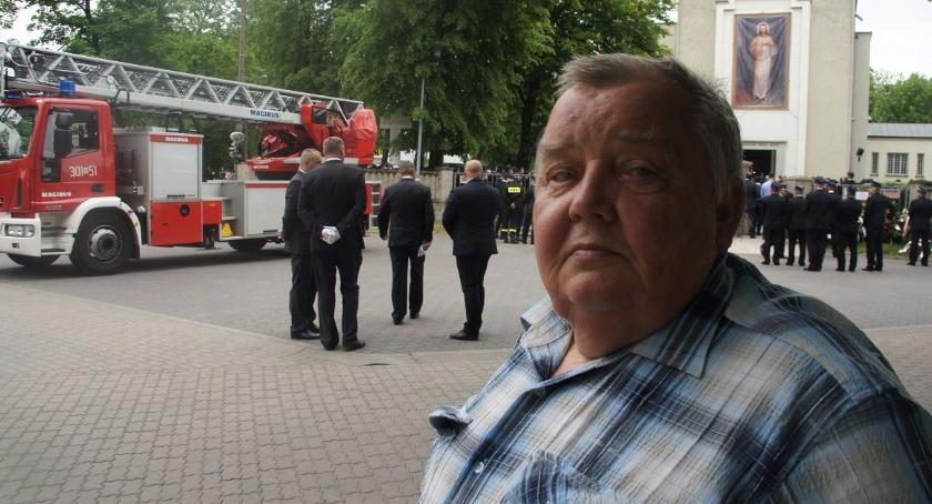 Blogi, Ryzykowny zawód strażak - zdjęcie, fotografia