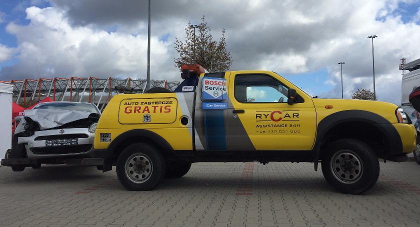 Motoryzacja, Rycar Assistance pomoc drogowa bezpłatne holowanie całej Polski klientów - zdjęcie, fotografia