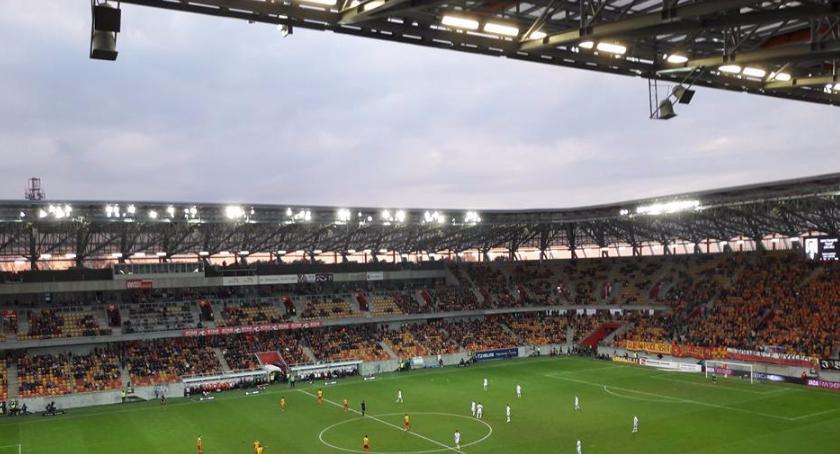 Piłka nożna, Dwumecz Jagiellonia Gabala Sport - zdjęcie, fotografia