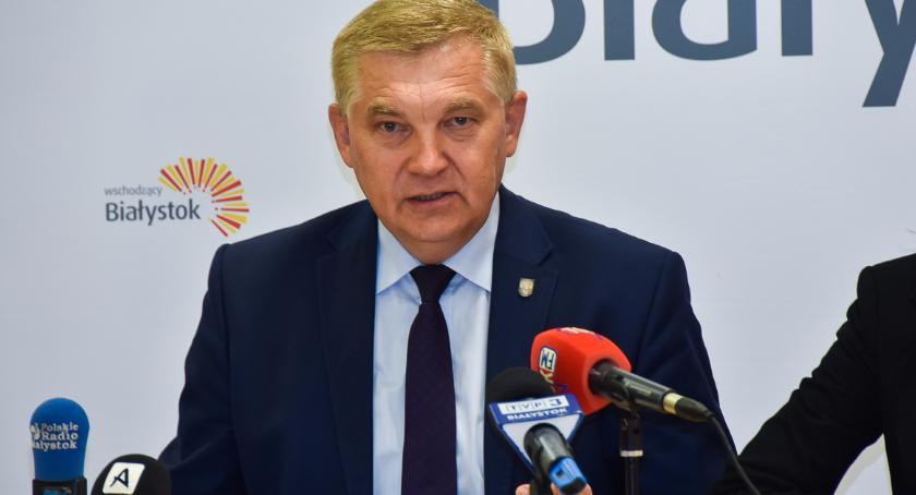 Gospodarka, Startupy unijną pomocą opiniował prezydent Białegostoku - zdjęcie, fotografia