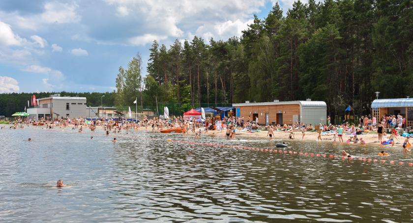 Wiadomości, Sanepid informuje podlaskie kąpieliska bezpieczne zdrowia - zdjęcie, fotografia