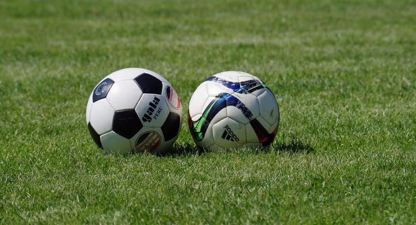 Piłka nożna, Wygrana Jagiellonii powitanie - zdjęcie, fotografia