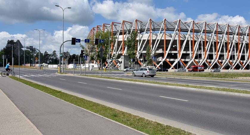 Wiadomości, Fabryka Stadionie Miejskim Kiedy pojawi Biedronka kaplica - zdjęcie, fotografia