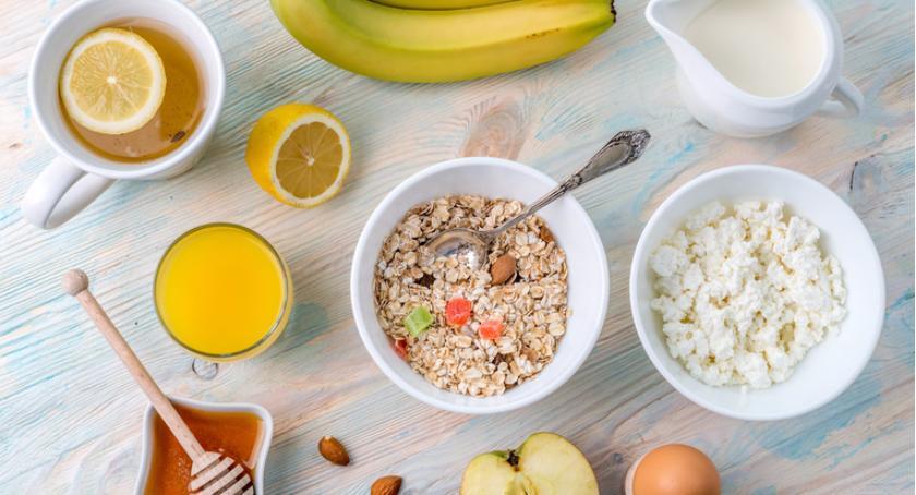 Styl życia, śniadania - zdjęcie, fotografia