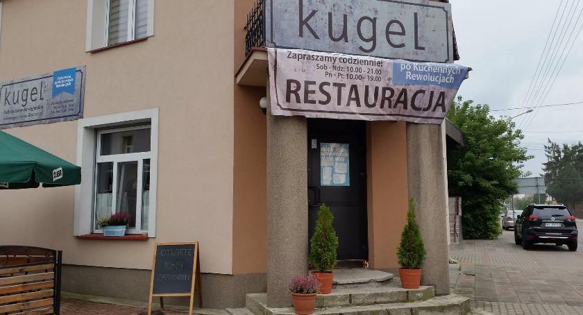 Felietony, pojechało obiad Knyszyna Sprawdziliśmy Kugel - zdjęcie, fotografia