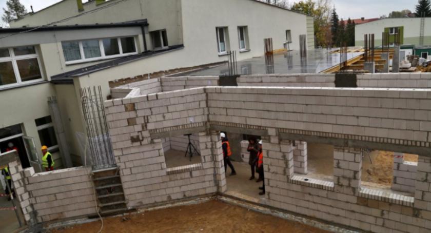 Wiadomości, Szpital Łapach zostanie rozbudowany - zdjęcie, fotografia