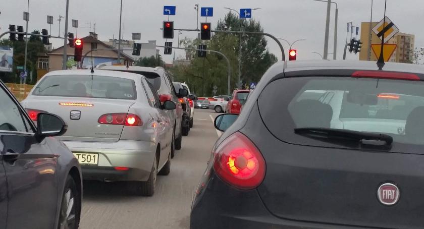 Motoryzacja, górę Białymstoku wciąż taniej innych częściach Polski - zdjęcie, fotografia