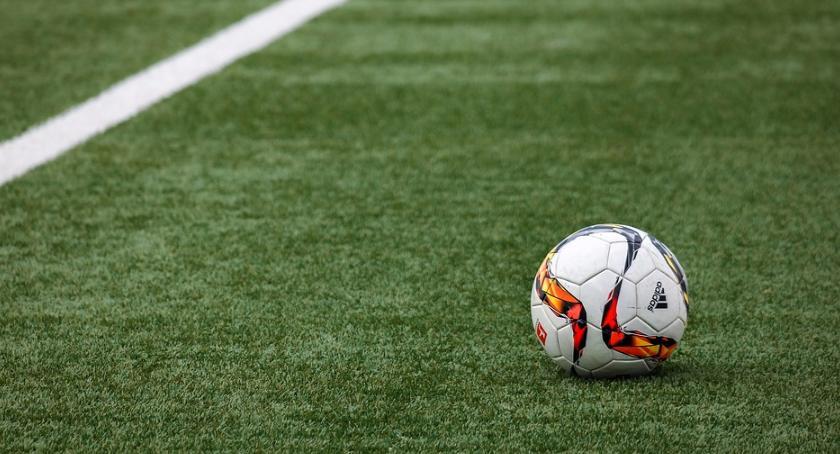 Piłka nożna, Komplet punktów Jagiellonii Płock zdobyty - zdjęcie, fotografia