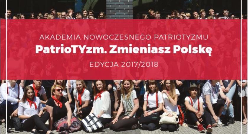 Wiadomości, Ruszyła najnowsza edycja Akademii Nowoczesnego Patriotyzmu - zdjęcie, fotografia