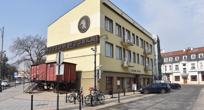 Wiadomości, Muzeum Wojska mieć Każdy może zaprojektować - zdjęcie, fotografia