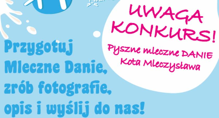 Wiadomości, Mleczysław czeka zdjęcia mlecznych - zdjęcie, fotografia