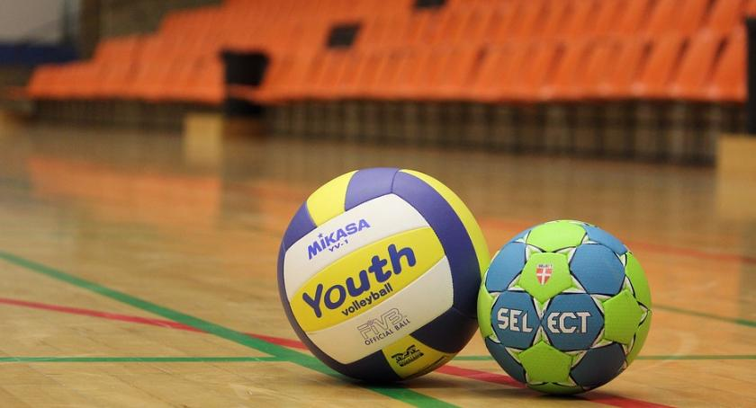 Sport, Siatkarze grali - zdjęcie, fotografia