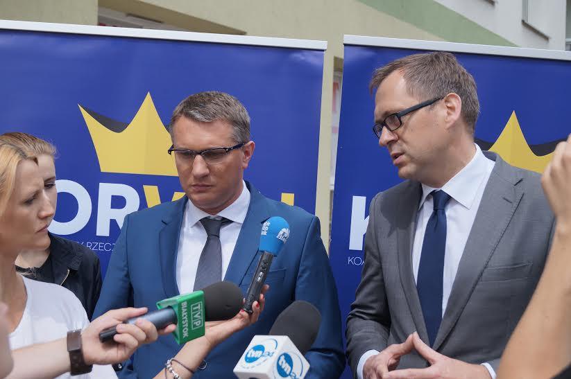 Wiadomości, Przemysław Wipler otworzy biuro poselskie Białymstoku - zdjęcie, fotografia