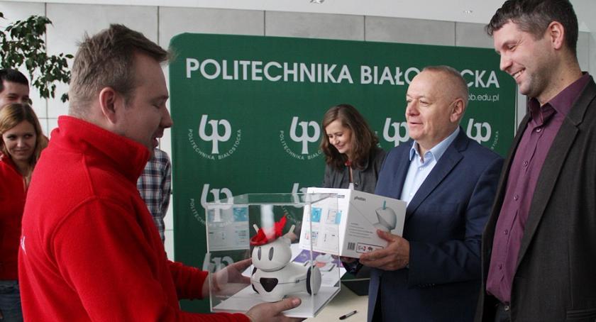 Wiadomości, Politechnika Białostocka będzie znów grała WOŚP - zdjęcie, fotografia