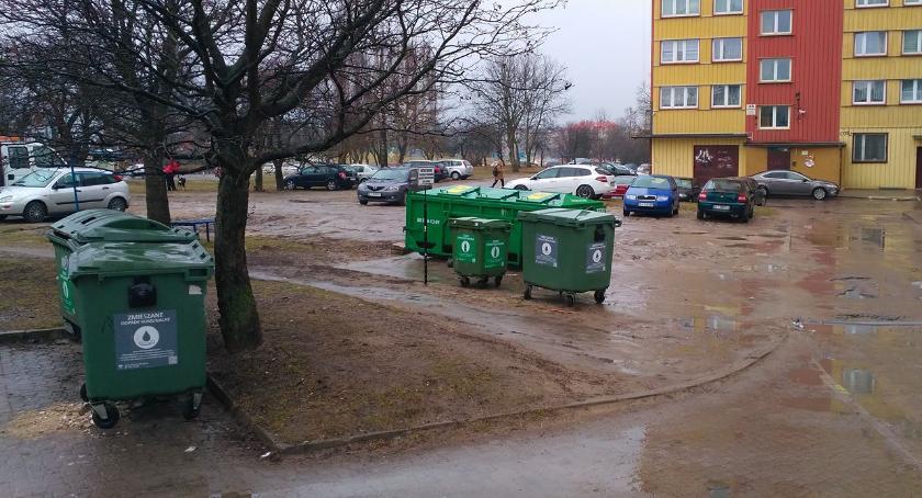 Wiadomości, zasady śmieciach Nowym - zdjęcie, fotografia