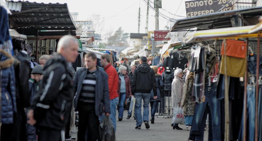 Lokalny biznes, przyszłość czeka Targowisko Miejskie Kawaleryjskiej - zdjęcie, fotografia