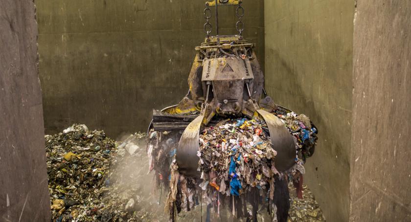 Wiadomości, Pierwszy otwarty dzień spalarni śmieci Białymstoku - zdjęcie, fotografia