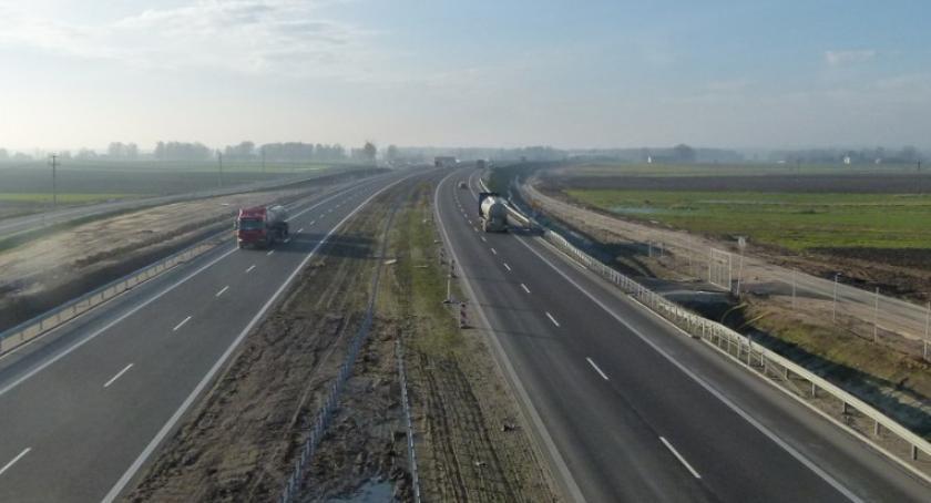 Wiadomości, Dróg szybkiego ruchu Podlasiu przybywa tempie ekspresowym - zdjęcie, fotografia