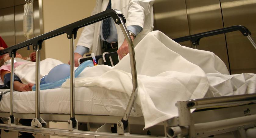 Wiadomości, Szpital Grajewie otrzymał pieniądze pracownię angiografii - zdjęcie, fotografia