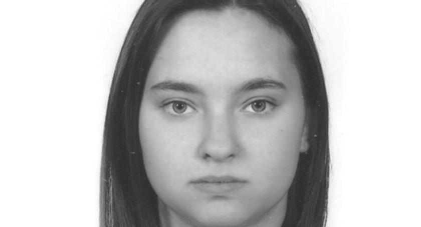 Wiadomości, Zaginęła nastolatka Augustowa Policja prosi pomoc znalezieniu - zdjęcie, fotografia