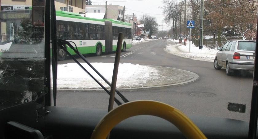 Blogi, Przeciętny Obywatel Miasto dostosowane autobusów - zdjęcie, fotografia