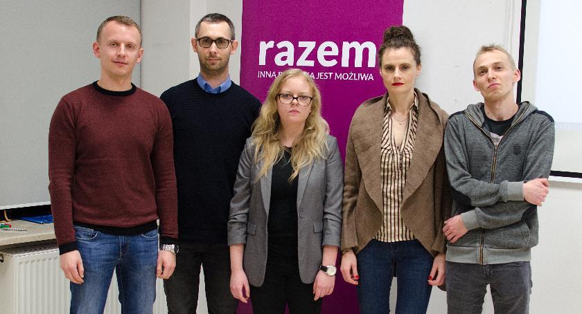 Wiadomości, Przez tegoroczne wybory partię Razem Podlaskiem przeprowadzi zarząd - zdjęcie, fotografia