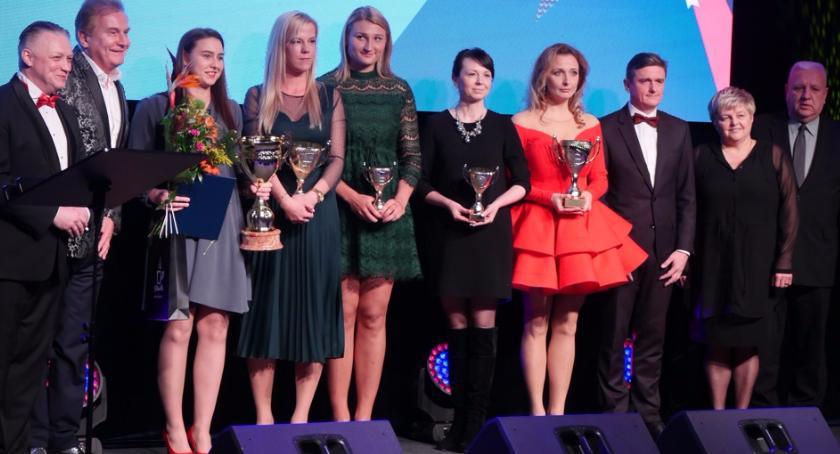 Sport, Podlascy sportowcy zostali nagrodzeni olimpijskiej - zdjęcie, fotografia