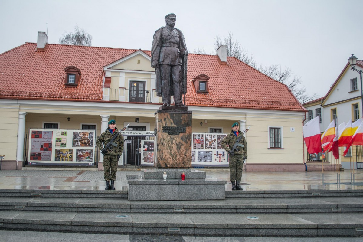 Kultura, Piłsudskim Białymstoku - zdjęcie, fotografia