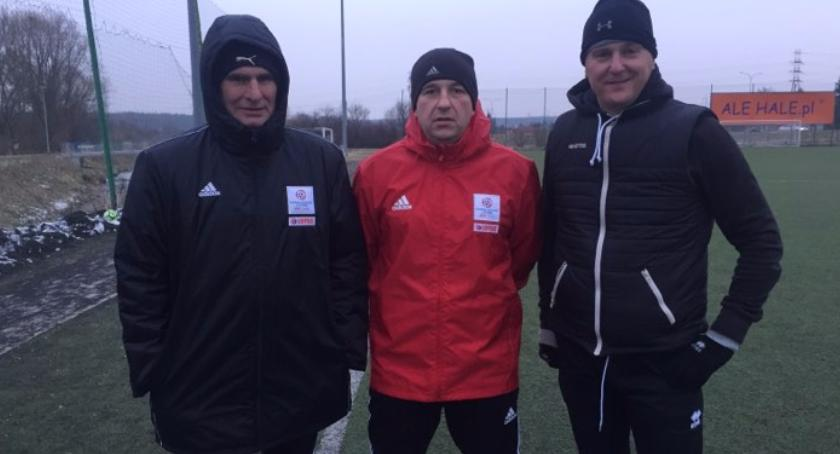 Piłka nożna, Gwiazdy futbolu szkoliły trenerów [ZDJĘCIA] - zdjęcie, fotografia